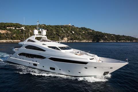 MV THUMPER 131ft Motor Yacht Charter