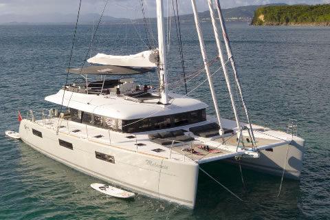 Melarnie 62ft Lagoon Catamaran Charter Yacht