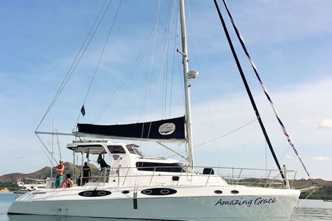 Amazing Grace 53ft Royal Cape Catamaran