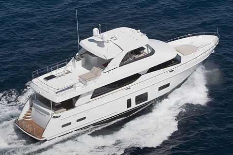Entrepreneur Bahamas Motor Yacht Charter