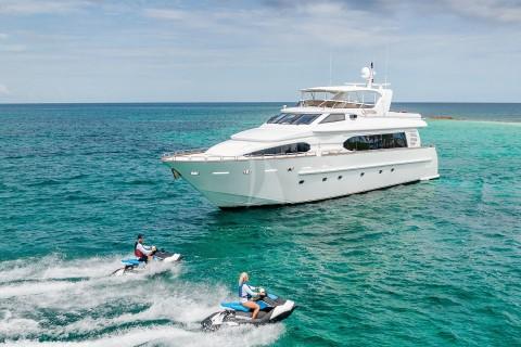 Charter Yacht Quintessa